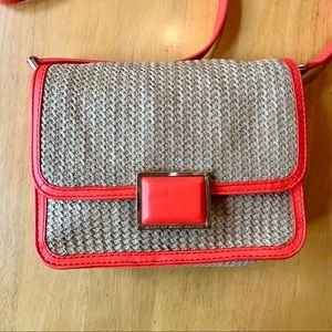 Marc by Marc Jacobs woven crossbody